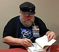 George R. R. Martin signing at LoneStarCon3.jpg