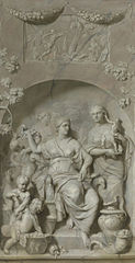 Allegory of riches