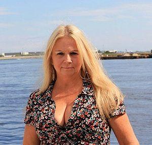 Geri Reischl - September 25, 2011, Boston Harbor, MA