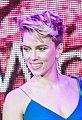 Ghost In The Shell World Premiere Red Carpet - Scarlett Johansson (cropped).jpg