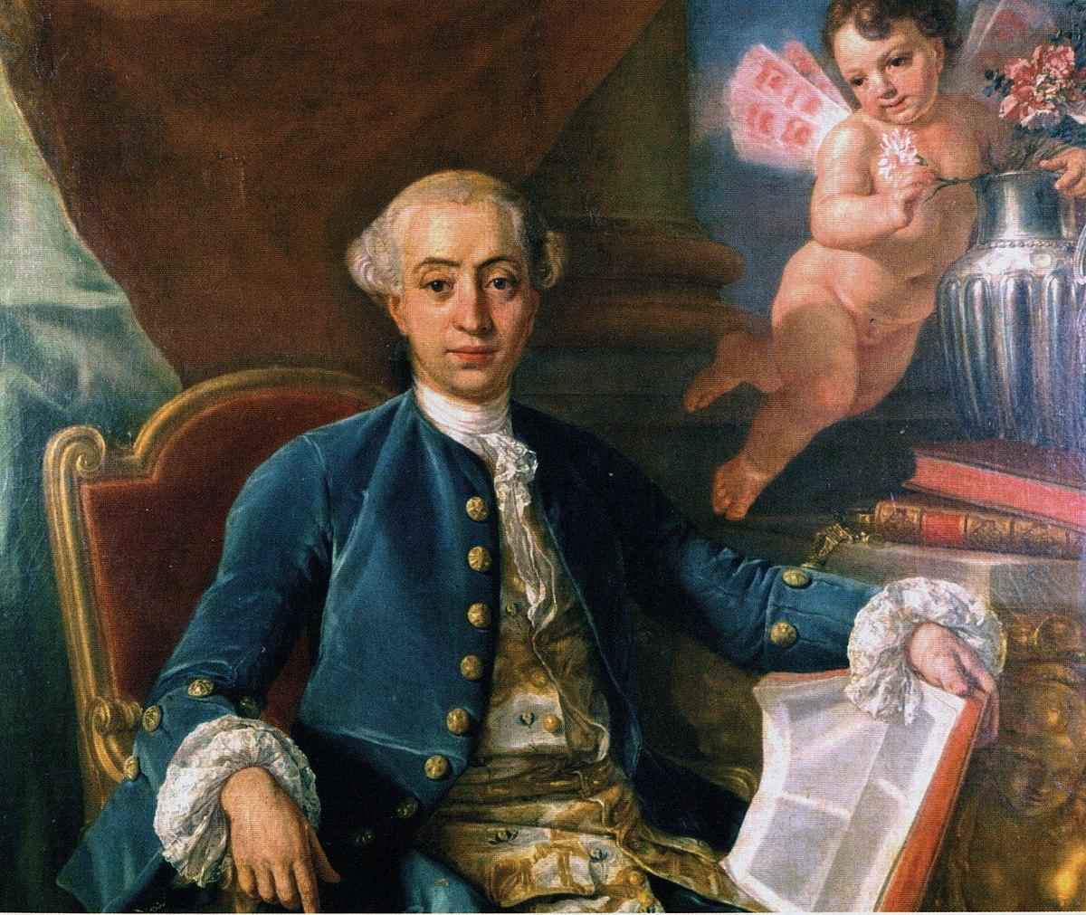 Giacomo Casanova — Wikipédia
