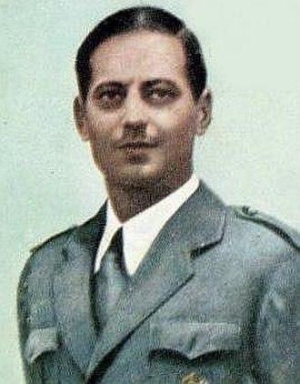 Giancarlo Cornaggia-Medici - Image: Giancarlo Cornaggia Medici