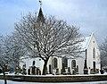 Gifford kirk in snow - geograph.org.uk - 333763.jpg