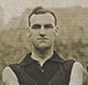 Gil Hendrie - Hendrie in May 1925