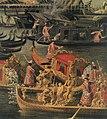 Giovanni Antonio Canal, il Canaletto - Arrival of the French Ambassador in Venice (detail) - WGA03936.jpg