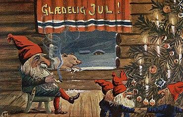 Wikipedia Natale.Natale In Norvegia Wikipedia