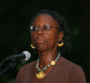 Gloria Naylor - Naylor in 2007