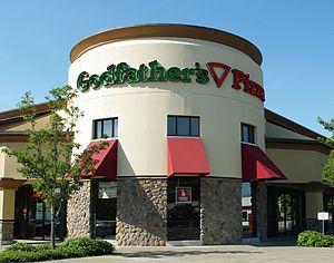 Godfather's Pizza - A location in Hillsboro, Oregon