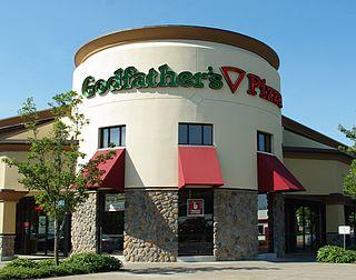 Godfathers Pizza American restaurant chain