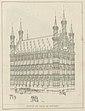Goetghebuer - 1827 - Choix des monuments - 106 Maison ville Louvain.jpg