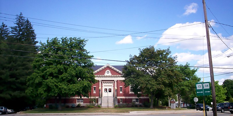 File:Goffstown Public Library · Goffstown, New Hampshire · 20080602.jpg