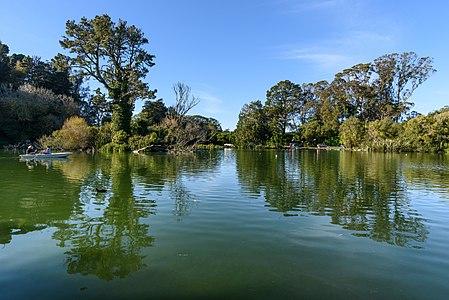 Stow Lake, Golden Gate Park