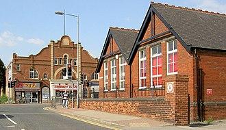 Goldthorpe - Image: Goldthorpe centre. geograph.org.uk 534196
