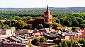 Golub-Dobrzyń - widok miasteczka z platformy widokowej. - panoramio (1).jpg