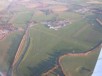 Westhampnett - Goodwood Airfield in 2005