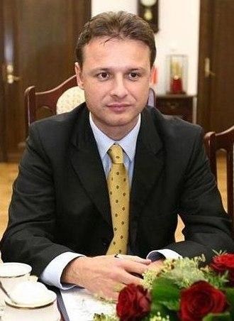 Gordan Jandroković - Image: Gordan Jandroković Senate of Poland
