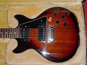 Gordon-Smith Guitars - Gordon-Smith GSII
