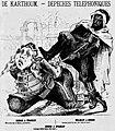 Gordon à Khartoum, par Talp (Comédie politique, 1885-02-15).JPEG