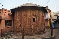 Gouranga alias Mahaprabhu Temple at Ilambazar.jpg