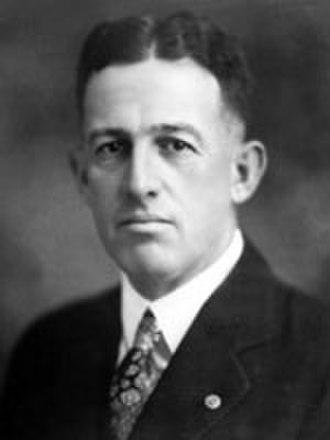 8th Oklahoma Legislature - State Senator William J. Holloway would go on to become an Oklahoma governor.
