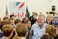 Governor of Florida Jeb Bush at TurboCam, Barrington, NH 1 on August 24th by Michael Vadon.jpg