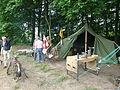 Græsted Veterantræf 2014 - Military lair 01.JPG