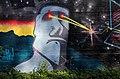 Graffiti, Nils Hansens vei, Bryn - panoramio.jpg