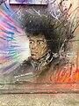 Graffiti in Shoreditch, London - Jimi Hendrix by Paul Don Smith (9422260091).jpg