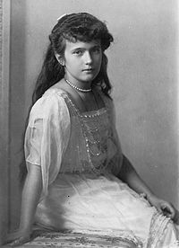 alt=Description de l'image Grand Duchess Anastasia Nikolaevna.jpg.