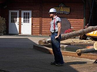 Great Alaskan Lumberjack Show lumberjack.jpg