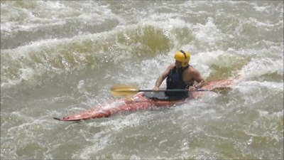 File:Great Falls National Park - kayak surfing - 1.webm