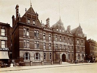 Royal Northern Hospital - Royal Northern Hospital