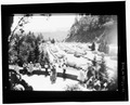Great Smoky Mountains National Park Roads and Bridges, Gatlinburg, Sevier County, TN HAER TENN,78-GAT.V,6-41.tif