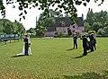 Green opposite St Augustine's Church, Broxbourne, Hertfordshire - geograph.org.uk - 661904.jpg