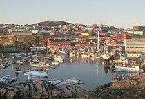 Greenland 1, Harbour of Ilulissat.jpg
