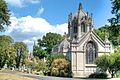 Greenwood Cemetery Chapel with Gatehouse in rear.jpg