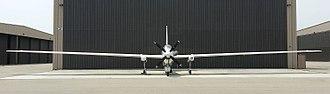 Grob G 520 - Grob G 520 Front View