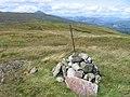 Gualann cairn towards Ben Lomond - geograph.org.uk - 513034.jpg