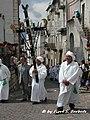 """Guardia Sanframondi (BN), 2003, Riti settennali di Penitenza in onore dell'Assunta, la rappresentazione dei """"Misteri"""". - Flickr - Fiore S. Barbato (96).jpg"""