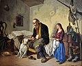 Guglielmo Stella (1828-1888), Gemälde, Der treue Gefährte 1878, D2035.jpg