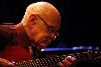 Jim Hall (musician) - Jim Hall in 2010
