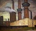 Gustav Wunderwald, Die Fabrik von Loewe & Co, 1926.jpg