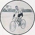 Gustave Garrigou, vainqueur de Milan-San Remo 1911 (sut bicyclette Alcyon).jpg