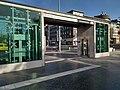 Gyöngyösi utca metro station lift.jpg