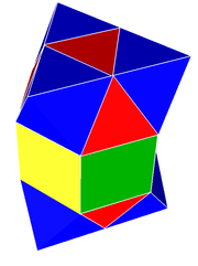Gyroelongated alternated cubic honeycomb.png
