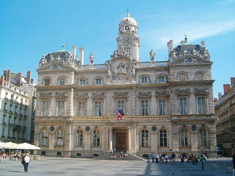 File:Hôtel de Ville de Lyon.jpg