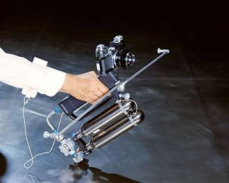 Hand-Held Maneuvering Unit - Image: HHMU