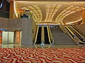HKCEC 灣仔 香港會議展覽中心 Wan Chai lobby interior ceiling n escalators May 2013.JPG
