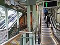 HK 中環 Central 些利街 Shelley Street Mid-levels escalators February 2020 SS2 08.jpg