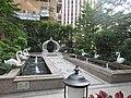 HK 灣仔 Wan Chai 囍匯 The Avenue Rooftop Garden terrace Oct 2017 IX1 01.jpg